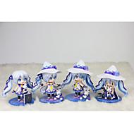 Vocaloid Hatsune Miku PVC One Size Anime Actionfigurer Modell Leksaker doll Toy