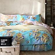 comfortabele mode beddengoed serie 4pc dekbedovertrek sets, queen size