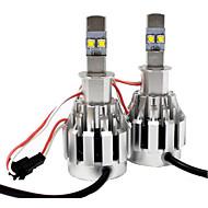 2,005-2,008년 폭스 바겐 파사트 안개 램프 자동차 후면 안개 램프 H3 40w 크리어에 대한 2 개는 안개 램프를 주도