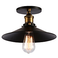 Max 60W Industrial Retro pendant lights Living Room Hallway Entry Garage Home Furnishing decorative Chandelier