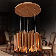 40W מנורות תלויות ,  גס צביעה מאפיין for סגנון קטן בד חדר שינה / חדר אוכל / חדר עבודה / משרד / חדר ילדים / מסדרון / מוסך