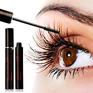 Mascara Cream Verlängert / Voluminisierung / Wasserdicht / Locken Schwarz Augen Rot Schwarz
