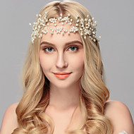 Women's Pearl Headpiece-Wedding / Special Occasion / Casual / Office & Career / Outdoor Headbands 1 Piece