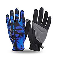 NUCKILY® Sports Gloves Women's / Men's Cycling Gloves Spring / Summer / Autumn/Fall / Winter Bike GlovesAnti-skidding / Shockproof /