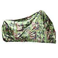 tarp coprimoto scooter motorfiets regenjas antipolveri 245cm camouflage cover