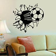 4047 Hot Sale Soccer Ball Football Vinyl Wall Decal Stickers for Kids Sport Boy Rooms Bedroom Art Wall Decor