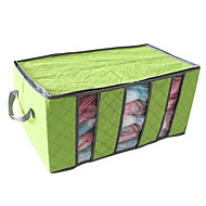 Storage Bags Nonwovens withFeature is Lidded , For Cloth / Quilts