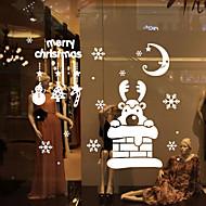 Tiere / Weihnachten / Worte & Zitate / Romantik / Feiertage / Formen Wand-Sticker Flugzeug-Wand Sticker,vinyl 73*63cm