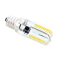 4W E12 LED corn žárovky T 80 SMD 3014 280-300 lm Teplá bílá / Chladná bílá AC 220-240 V 1 ks
