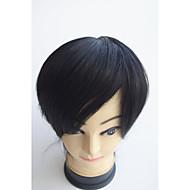 """cienka skóra mężczyzna peruka 8 """"x 10"""" Brazylijski dziewiczy włosy ludzkie włosy systemy męskie kawałki peruka peruka"""