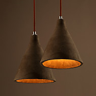 MAX 60W Závěsná světla ,  Tradiční klasika Ostatní vlastnost for Mini styl KeramikaObývací pokoj / Ložnice / Jídelna / studovna či