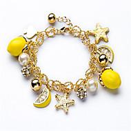 Armbänder(Legierung / Strass / Kunst-Perlen / HarzVintage / Niedlich / Party / Büro / Freizeit