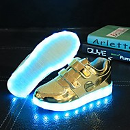 LED Light Up Shoes, Unisex Kid Boy Girl Breathable  Student dance Boot Athletic Shoe Sport Shoes Flashing Sneakers USB Charge