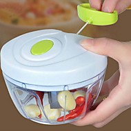 Best Quality And Safe Kitchen Spiral Slicer Food Chopper Dicer Meat Fruit Cutter Mixer Salad Crusher For Garlic
