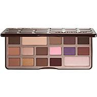 16Colors Professional Eyeshadow Concealer Smoky Eyes Makeup Cosmetic Palette