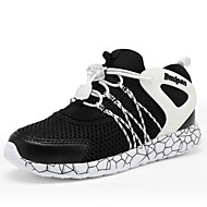 Boys' Shoes Outdoor / Casual Synthetic / Tulle Fashion Sneakers / Loafers Black