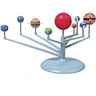 neun Planeten Universum der Wissenschaft der Astronomie Bildung Spielzeug
