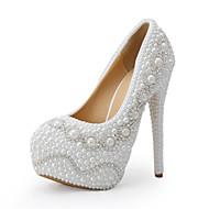 בלרינה\עקבים-נשים-נעלי חתונה-עקבים-חתונה / שמלה / מסיבה וערב-לבן