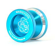 oyuncular için n8 mavi alaşımlı alüminyum profesyonel yo-yo klasik oyuncak eğitici oyuncaklar yoyo sihirli