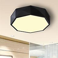 24W Montage de Flujo ,  Moderno / Contemporáneo Pintura Característica for LED / Mini Estilo MetalSala de estar / Dormitorio / Comedor /