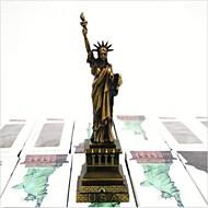 15CM New York Symbol Famous the Statue of Liberty Figurines Figure Shelf Decor Gifts