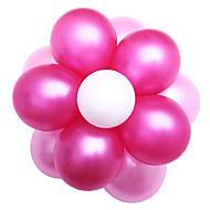 12 inches bryllup innredning perlemors ballong 100stk / set