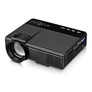 HD1080P Home Theater Projector 3000Lumens 800x480 3D LED AV/USB/VGA/SD