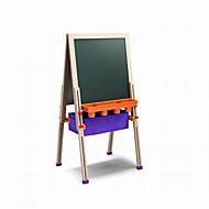 1.28m faltbare Doppelseite magnetische Kinder sketchpad