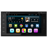 Android 4.4.4 Car DVD Player GPS for TOYOTA Universal with Quad-Core Contex A9 1.6GHz,Radio,RDS,BT,SWC,Wifi,3G
