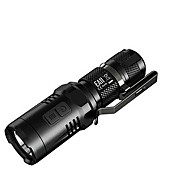 Nitecore® LED Flashlights/Torch LED 900 Lumens 4 Mode Cree XM-L2 U2 / Cree 14500 / AAWaterproof / Rechargeable / Impact Resistant /