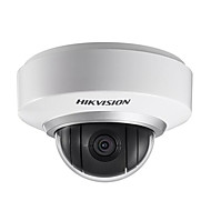 Hikvision® DS-2DC2202-DE3/W 2.5 Inch 2.0MP Network Mini PTZ Dome Camera with Audio/PoE/2X Zoom