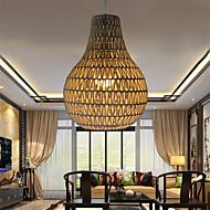 12W Lámparas Colgantes ,  Cosecha Otros Característica for LED MetalSala de estar / Dormitorio / Comedor / Habitación de estudio/Oficina