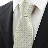 Vzor-Kravata(Modrá / Žlutá,Polyester)