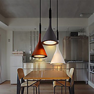 Art Creative Bar Pendant Lamp American Retro and Light Colored Corridor Decor Lamps
