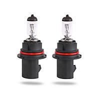 2 pcs GMY 1350/1000±15%lm 3000K Halogen Car Light HB1 9004 12V 65/45W Clear
