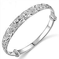 Bruiloft / Feest / Dagelijks / Causaal - Bangles (Sterling zilver , Zoals Op De Afbeelding)