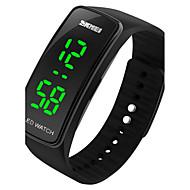 SKMEI® 1119 LED Digital Silicone Band Men Women Wrist Watch montre homme Send watch box Cool Watch Unique Watch