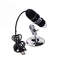 500x usb digital mikroskop endoskop forstørrelses kamera svart