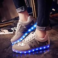 Women's Shoes Microfibre /Flat Heel Ballerina / Novelty Flats / Fashion Sneakers / Athletic ShoesWedding / Outdoor