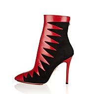 Women's Shoes Stiletto Heel Heels / Peep Toe / Fashion Boots / Gladiator / Basic Pump / Comfort / Novelty / Pointed Toe