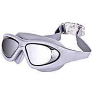 Zwembrillen Anti-condens Breekbestendig waterdicht Bouwhars PC Blauw Grijs Zwart Niet van Toepassing