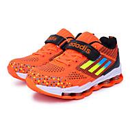 Boys' Shoes Casual Tulle Fashion Sneakers Blue / Purple / Orange