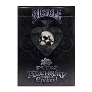 die Magier spezielle Requisiten Alchimie Fahrrad-Poker-Kartenbrettspiel Karte Alchimie Generation 2 (a)