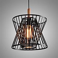 Max 60W Cosecha Mini Estilo Pintura Metal Lámparas ColgantesSala de estar / Dormitorio / Comedor / Cocina / Habitación de estudio/Oficina