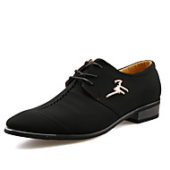 British Style Men's Casual Leather Shoes Leather Shoes