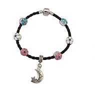 Bracelet Chaîne Alliage / Corde Sans pierre Femme