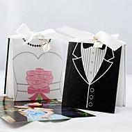 Bruid / Bruidegom / Bruidsmeisje / Stalknecht / Bloemenmeisje / Ringdrager / Echtpaar / Ouders / Baby en kinderen Gifts-1 Stuk / Set