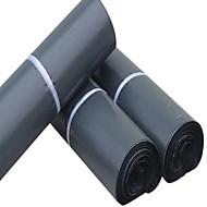 cinzentas espessas logística impermeável saco de embalagem (38 * 51 centímetros, 100 / pacote)