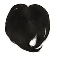 Perücke schwarz 10cm Hochtemperatur-Draht Ersatz knallt Farbe 2/33