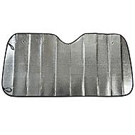 140 * 70 alumínium auto szélvédő napvédők nap védő